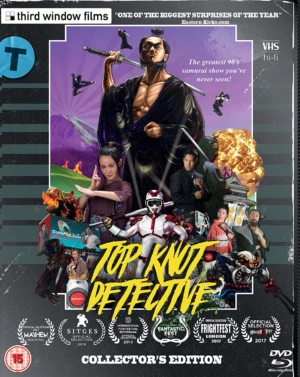 Win Top Knot Detective Collector's Edition on Blu-ray & DVD with our competition!
