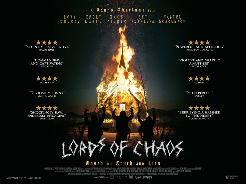 Lords Of Chaos film review: gruesome true story makes for powerful horror