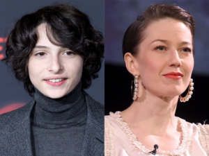 Ghostbusters 3 casts Finn Wolfhard and Carrie Coon