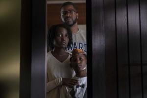 Us' Lupita Nyong'o, Winston Duke & Elisabeth Moss on working with Jordan Peele