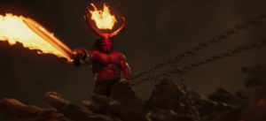Hellboy new red band trailer raises some hell