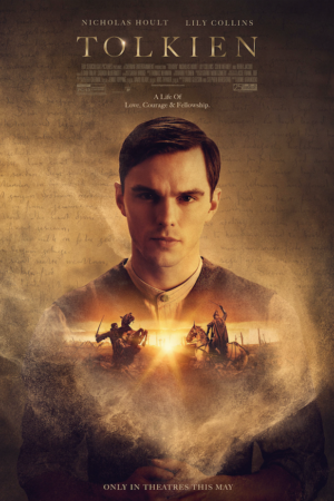 Tolkien new poster lives a life of love, courage and fellowship