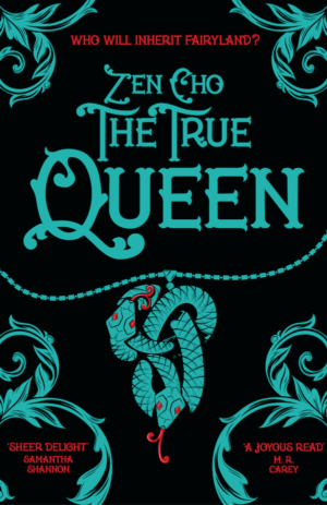 Win a signed copy of The True Queen by Zen Cho with our competition!