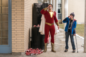 Shazam! film review: joyous, wish-fulfilment escapism