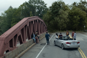 Netflix The Society first look images try to rebuild a world