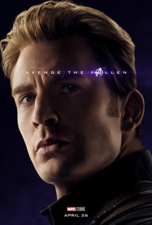 Avengers: Endgame new character posters and featurette avenge the fallen