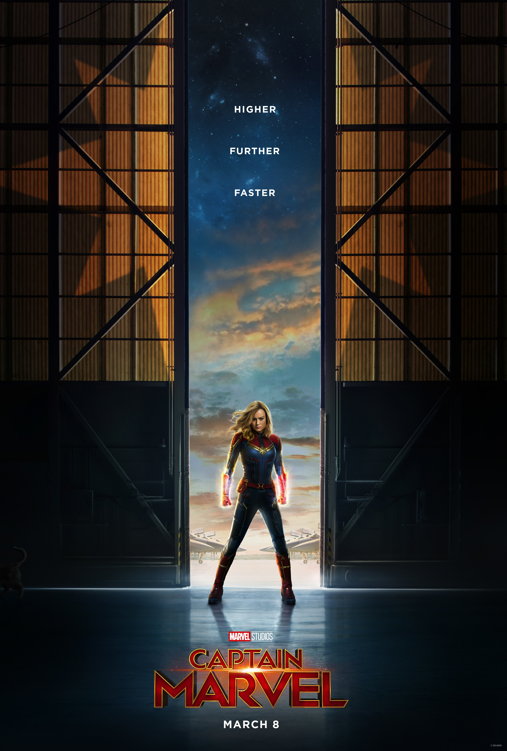 Captain Marvel film review: she is the captain now