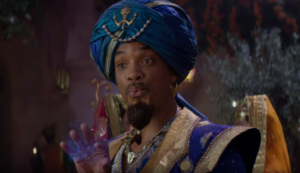 Aladdin new trailer and poster ditch the blue Genie