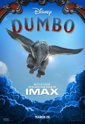 Dumbo new art posters let their imaginations soar