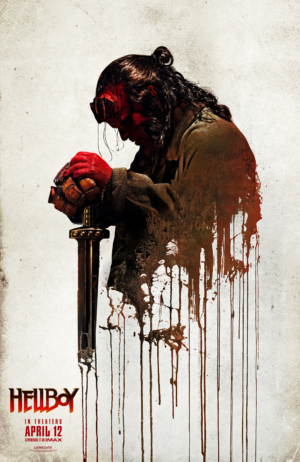 Hellboy new art poster collection is beautiful