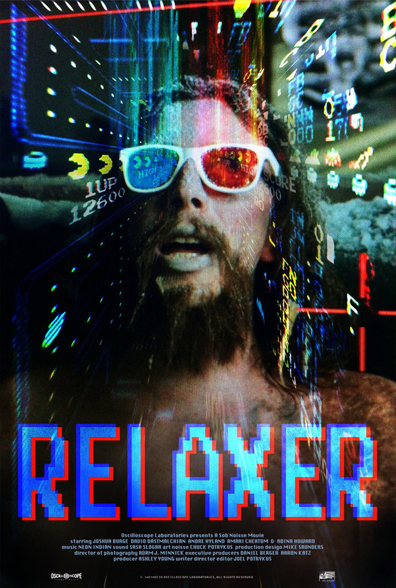 Relaxer film review: a fantastically grubby genre-bending slacker comedy