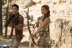 Tomb Raider sequel with Alicia Vikander and a new writer in the works