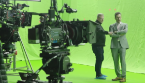 Good Omens new featurette goes behind the scenes of armageddon