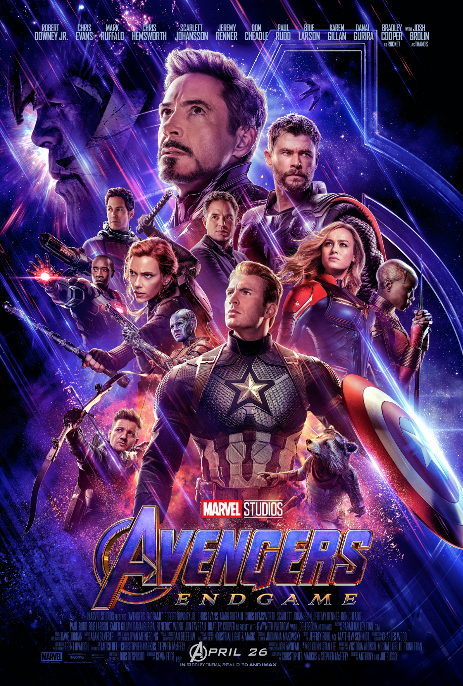Avengers: Endgame film review: this is it