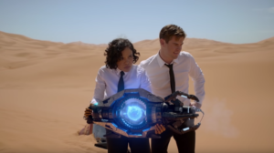 Men In Black: International new trailer and poster are here to protect the Earth