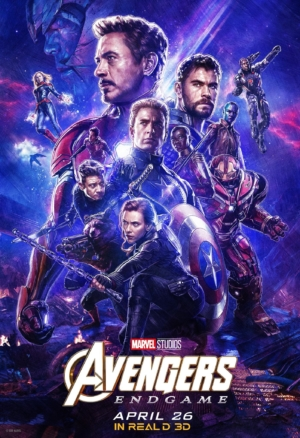 Avengers: Endgame new posters are looking at something