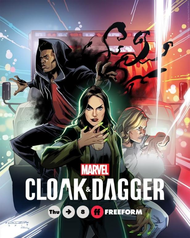 Cloak And Dagger Bs