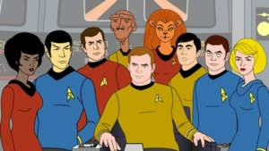 Star Trek new animated series is heading to Nickelodeon
