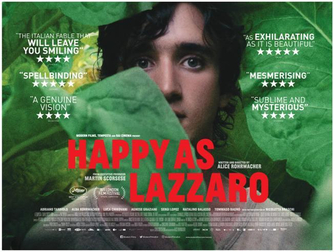 Happy As Lazzaro film review: social realism and fantasy collide in bewitching fable
