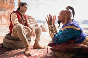 Aladdin film review: a whole new version