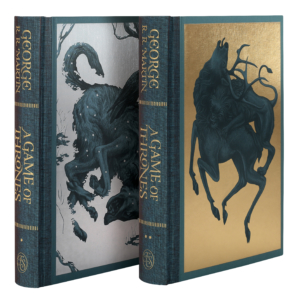 The Folio Society to release A Game Of Thrones illustrated editions