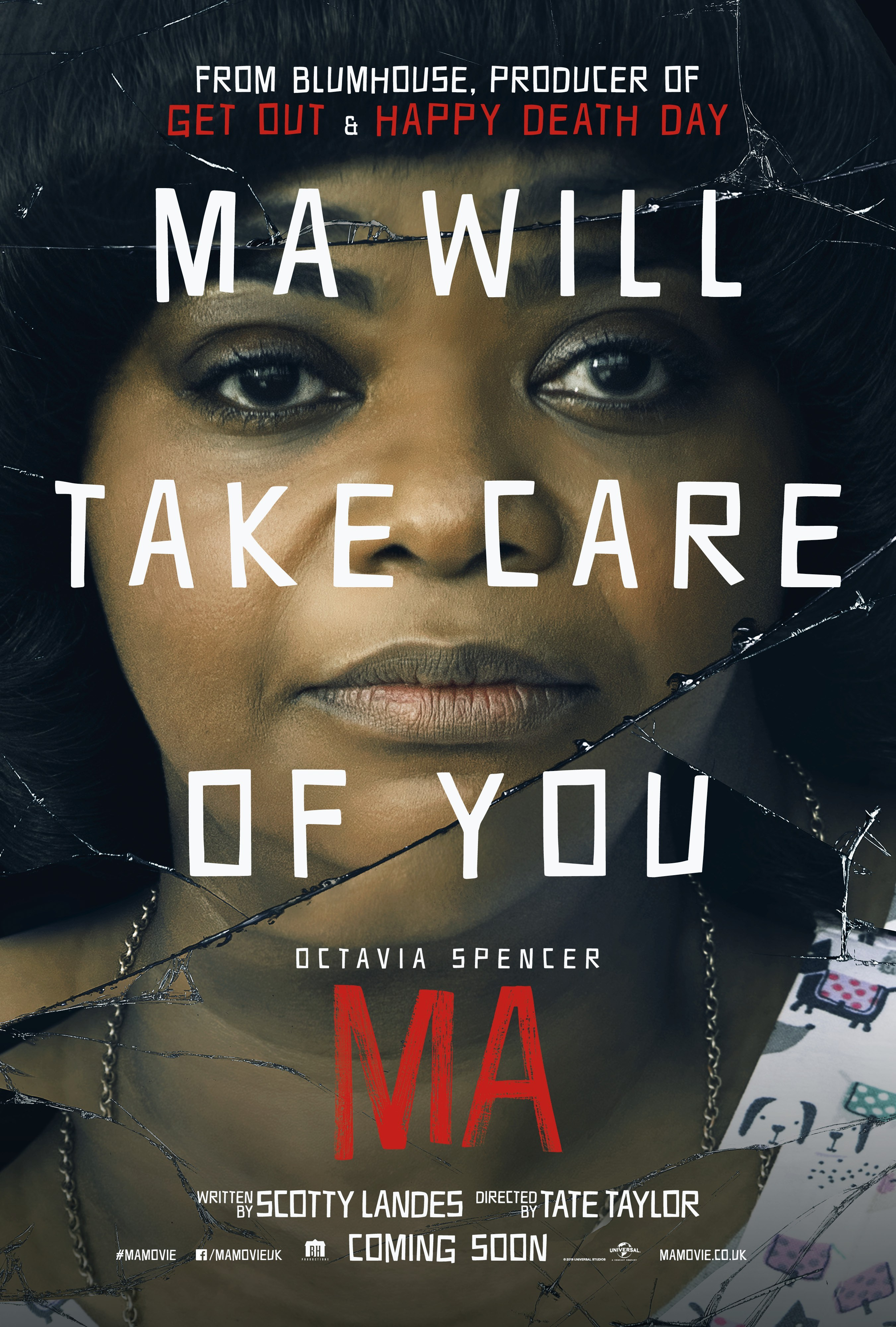 Ma film review: Octavia Spencer is magnificent in wild Blumhouse horror