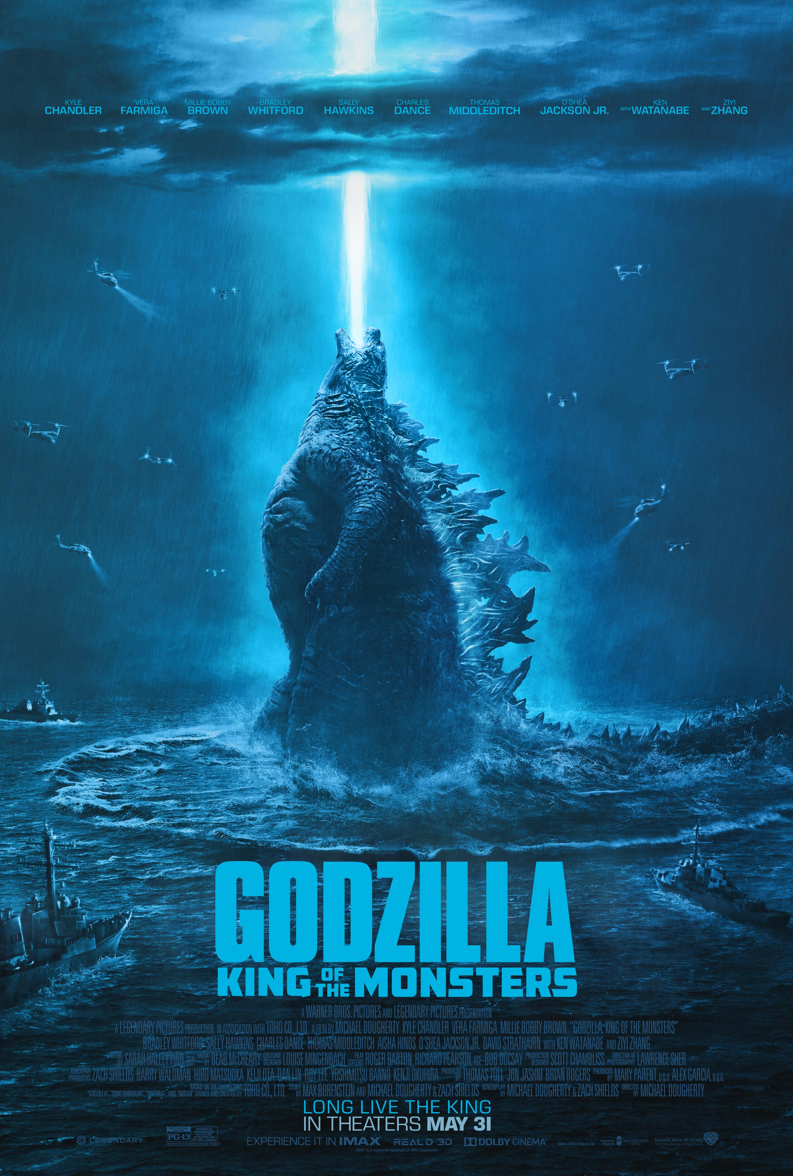 Godzilla: King Of The Monsters film review: clash of the kaiju
