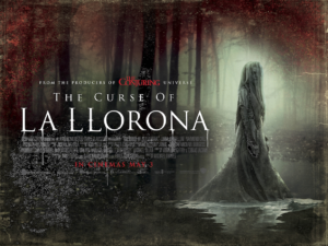 Win a 'The Conjuring Universe' DVD bundle with 'The Curse Of La Llorona' – in cinemas Friday