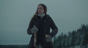 The Lodge new horror trailer gets left out in the cold