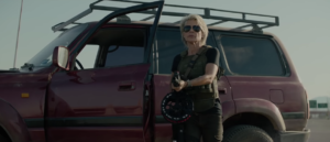 Terminator: Dark Fate new trailer welcomes back Sarah Connor