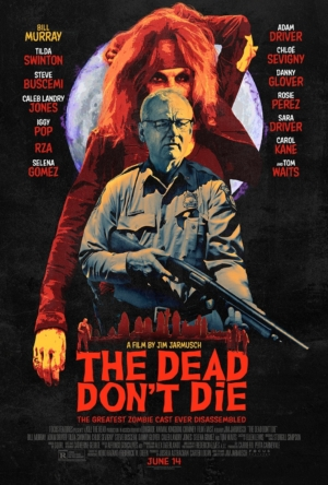 The Dead Don't Die new character posters and clip aim to kill