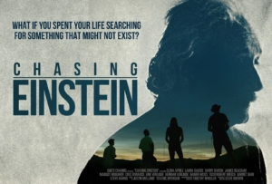 Win tickets to the UK premiere of Chasing Einstein at the Stratford Picturehouse