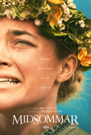 Midsommar new poster starts the festivities