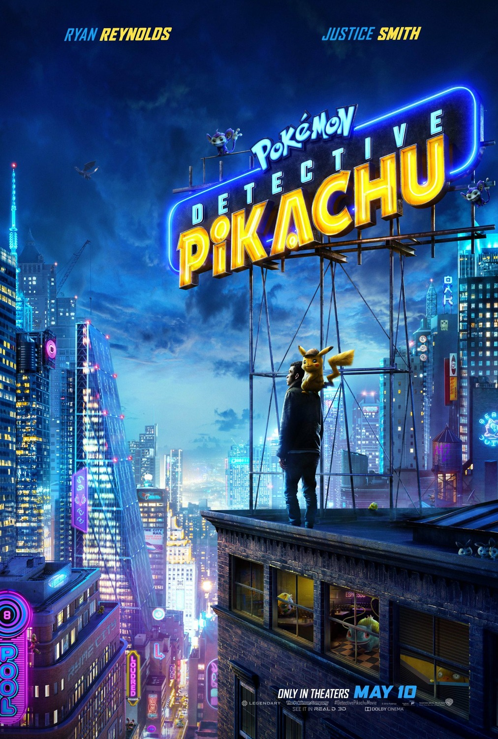 Pokémon Detective Pikachu film review: first world-building problems