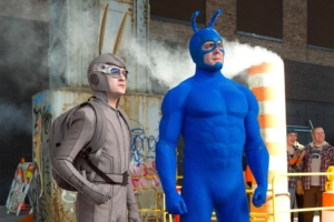 The Tick cancelled by Amazon after Season 2