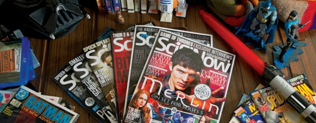 Bigger, better SciFiNow online content, and a simple way to pay