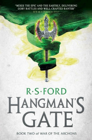 Hangman's Gate author RS Ford on the Grimdark myth