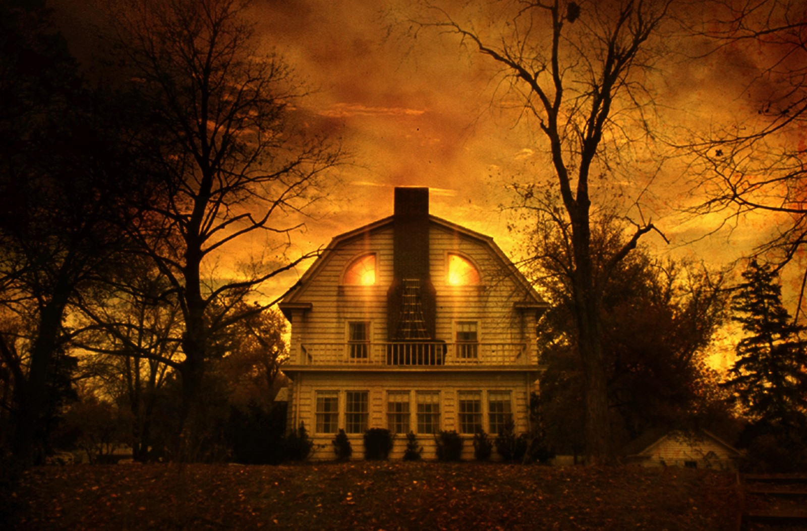 The Amityville Horror house