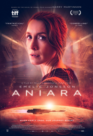 Aniara UK release date announced for Swedish sci-fi, exclusive poster