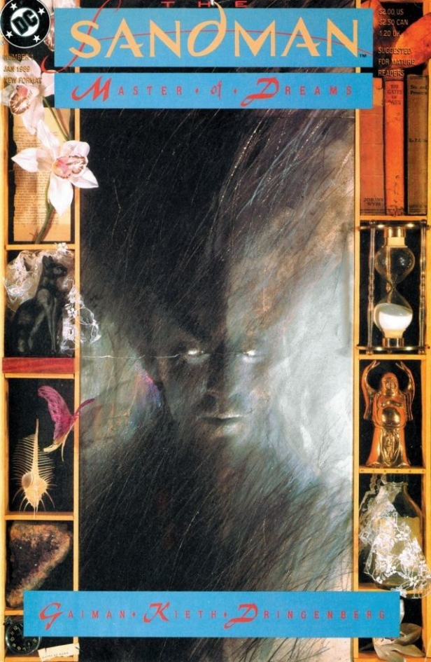 Issue 1 of The Sandman
