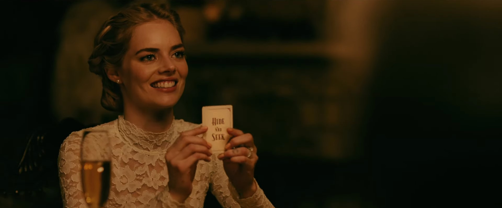 Samara Weaving in Ready Or Not