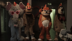 Syfy's The Banana Splits Movie new trailer is from your childhood nightmares