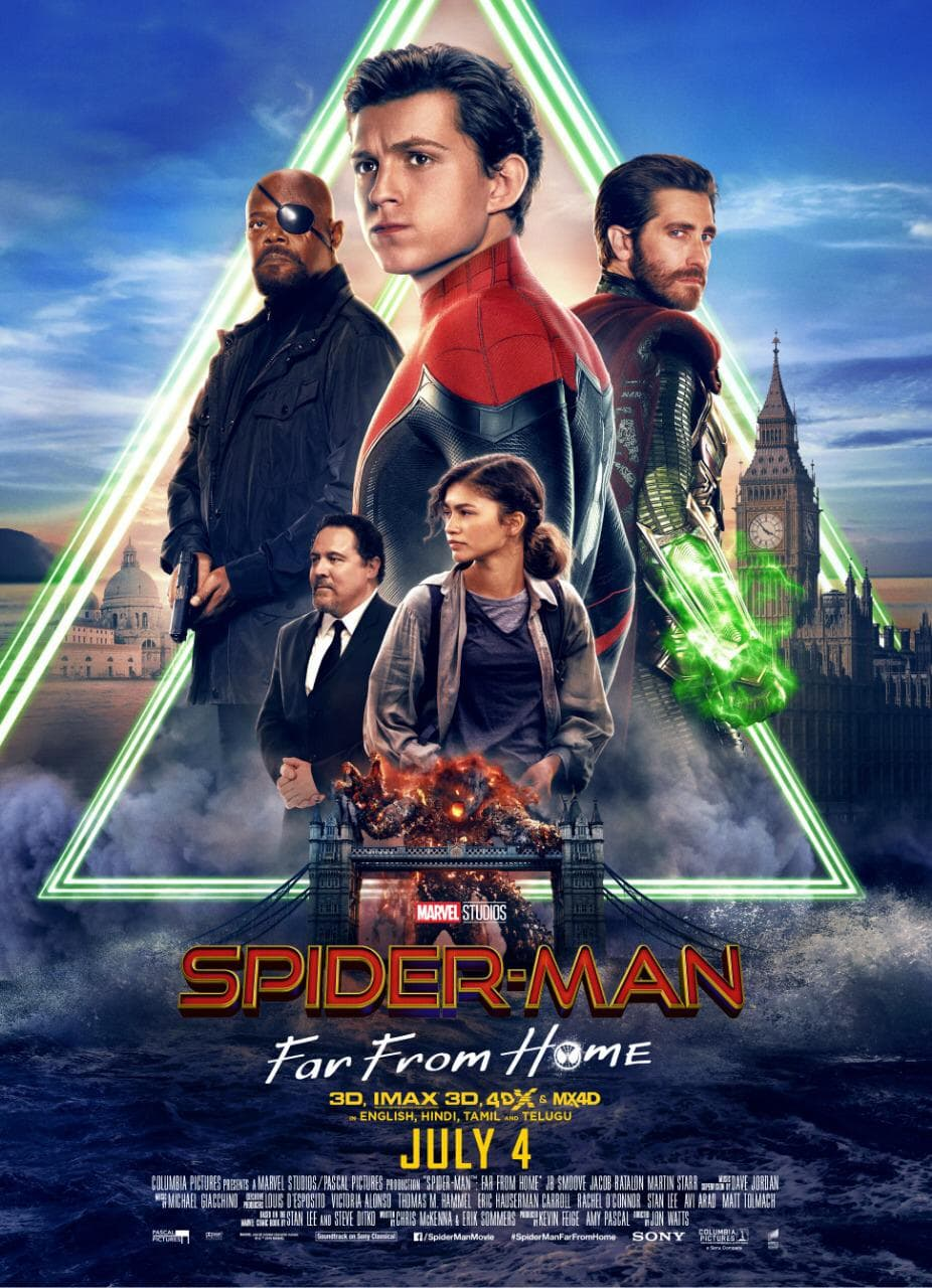 Spider-Man: Far From Home film review: never far from trouble