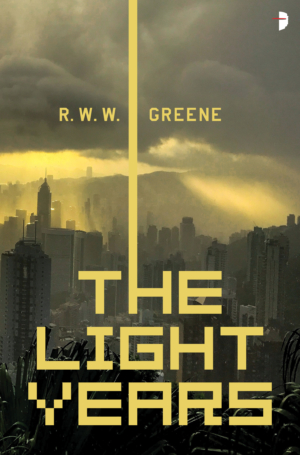 The Light Years by R. W. W. Greene cover reveal