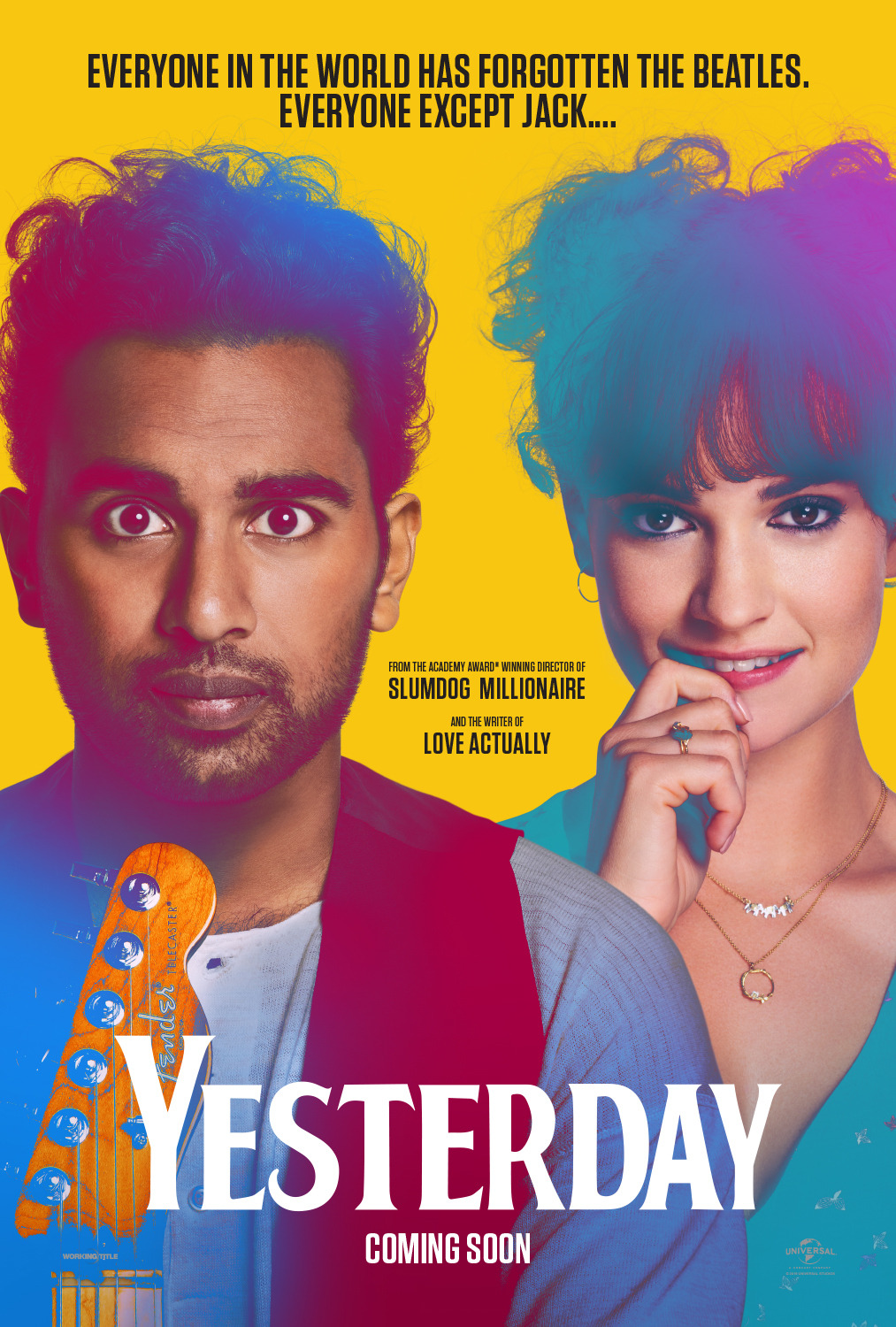 Yesterday film review: Does Danny Boyle's Beatles comedy sing?