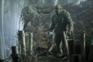 DC Universe cancels Swamp Thing after one episode