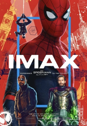 Spider-Man: Far From Home new IMAX poster loves a collage