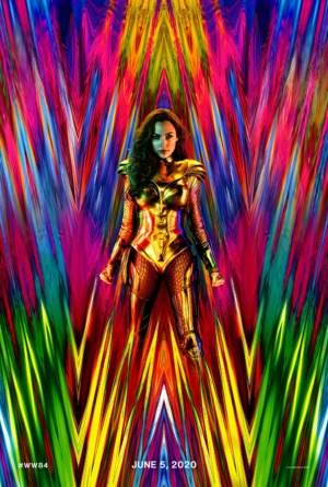 Wonder Woman 1984 new poster has it all