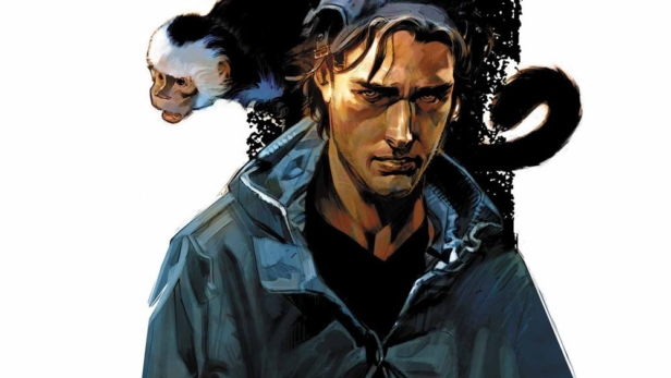 Y The Last Man by Brian K Vaughan and Pia Guerra