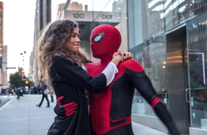 Spider-Man: Far From Home's Zendaya on Michelle, Peter Parker's love life and more
